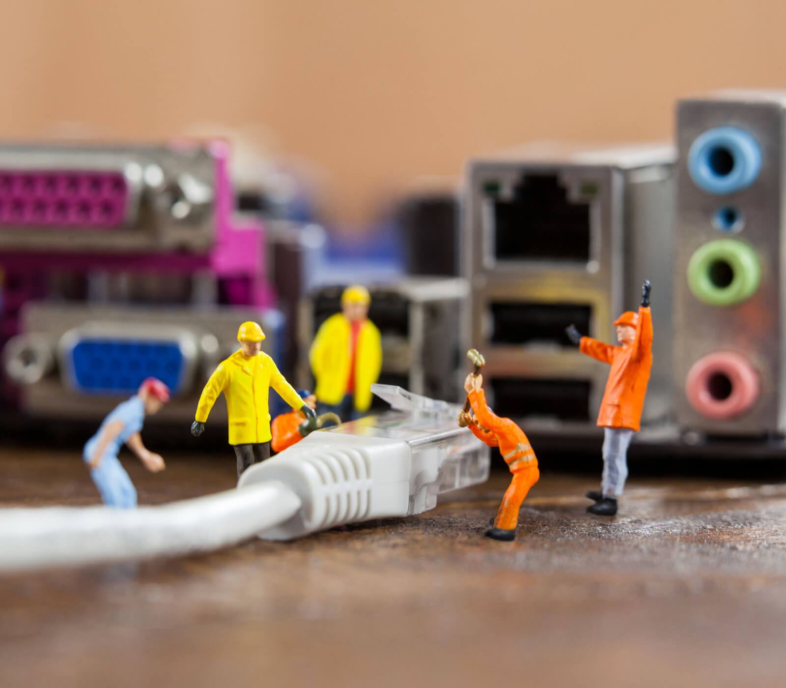 Ipso 3T Câblage Informatique et ses enjeux